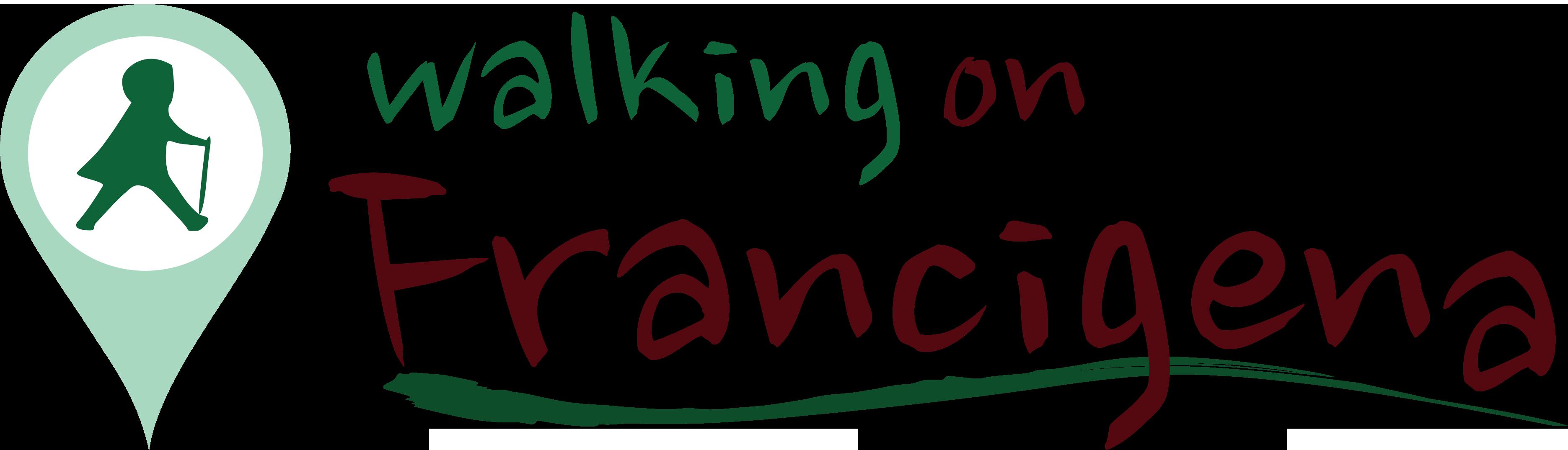 Walking on Francigena's way