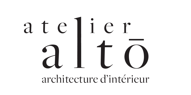 Atelier alto, web design
