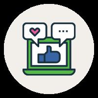 Social media marketing: gestione facebook, instagram
